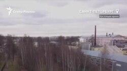 Цирк уличных хулиганов в Санкт-Петербурге