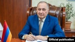 Директор медицинского центра «Измирлян» Армен Чарчян