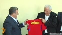 Հայաստանի ֆուտբոլի հավաքականը նոր մարզիչ ունի