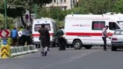 Престрелки во иранскиот парламент и мавзолејот на Хомеини