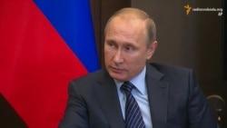 Президент Росії і прем'єр Туреччини про збитий російський літак (відео)