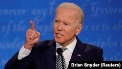 Joe Biden, demokrata elnökjelölt