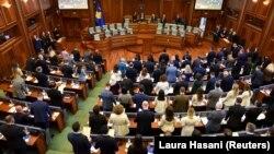 Konstitutivna sednica osmog saziva Skupštine Kosova