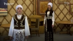Kyrgyz Women Take Anti-Kidnapping Campaign To The Catwalk