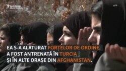 Fiica de taliban care a ajuns polițist în Afghanistan