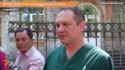 Шпиталь у Дніпропетровську приймає поранених бійців з Мар'їнки