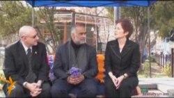 ԱՄՆ դեսպանը այցելել է Րաֆֆի Հովհաննիսյանին