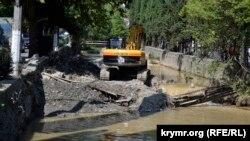 Ялта, наслідки потопу