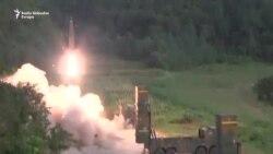 Seul vežba sa bojevom municijom