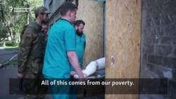 A Day With Ukraine's Frontline Medics
