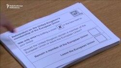 اتحادیه اروپا، «ماندن» یا «خروج»؛ همهپرسی در بریتانیا