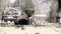 Потужний вибух в Кабулі: кадри з місця теракту (відео)