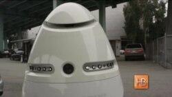 В компании Knightscope разработан робот - охранник, глаза и уши полиции в толпе