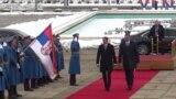 Borut Pahor stigao u posetu Beogradu