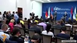 Շտայնմայեր. «Հույս ունեմ Ղարաբաղյան բանակցությունները այս տարի կվերսկսվեն»