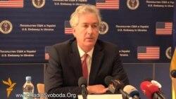 США спільно з МВФ і ЄС підтримають економіку України – Бернс