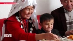 Азия: возвращение киргизов из Афганистана. 14 ноября