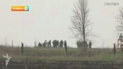 Украінскія спэцназаўцы высадзіліся побач са Славянскам