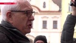 Прафэсар супраць «сябра Пуціна» : у Чэхіі праходзіць другі тур выбараў прэзыдэнта