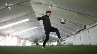 Футболчу кыз: Баалуулуктан баатырлыкка карай жол