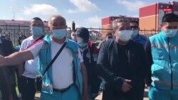 Сотрудники неотложки в Актобе протестуют против неполных выплат надбавок