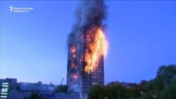 Many Casualties In London High-Rise Fire