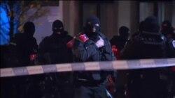 Брюсселде полиция 16 адамды кармады