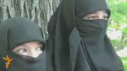 Полиция задержала узбекских беженцев