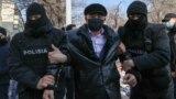 Азия: разгон митингов в Казахстане