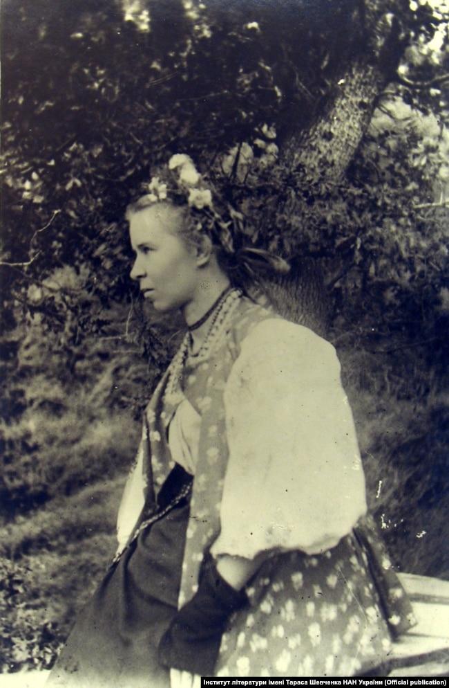 Леся Українка в Криму (Чукурлар), 1897 рік
