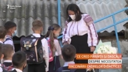 Ce cred părinții și dascălii despre nevoia vaccinării cadrelor didactice