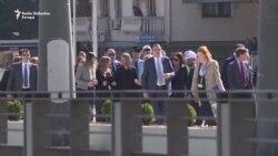 Šefica EU diplomatije u Mitrovici: Dijalog je najbitniji