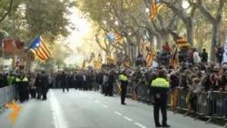 Блокиран процесот за независност на Каталонија