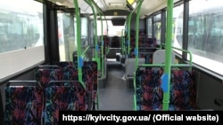 Салон автобуса (иллюстративное фото)