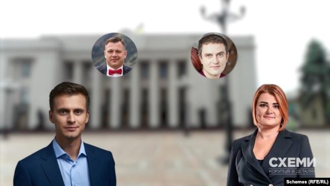 Депутат Олександр Скічко оформив своїм помічником на громадських засадах свого брата, а депутатка Людмила Буймістер – свого чоловіка