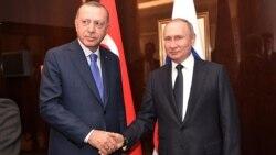Այսօր շփումներ են նախատեսված Ռուսաստանի և Թուրքիայի նախագահների, ԱԳ նախարարների միջև