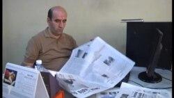 """R.Hacıyev: «Ümid edirəm ki, ictimaiyyət """"Azadlıq"""" qəzetini xilas edə biləcək»"""