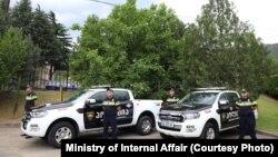 Грузин полициясы