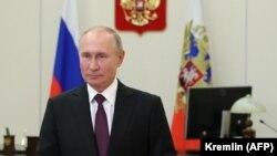 ولادیمیر پوتین رئیس جمهور
