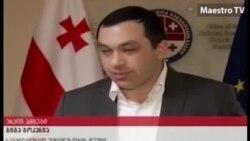 Gürcüstanda istefalar başlayır