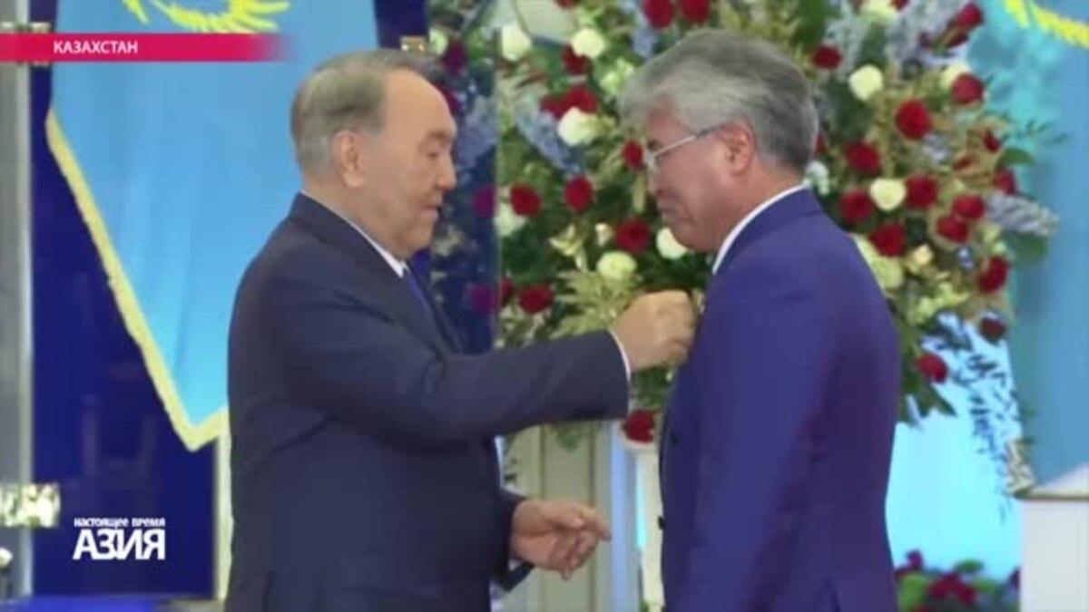 Назарбаев и секс