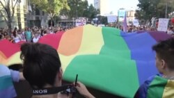სერბეთის პრემიერ-მინისტრი ლგბტ აღლუმს დაესწრო