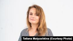 Татьяна Матюшкина