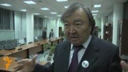 Фрагмент интервью с Олжасом Сулейменовым