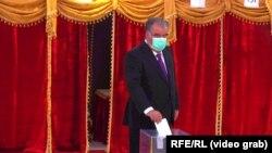 امام علی رحمان، رئیس جمهور تاجیکستان