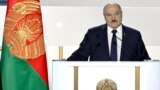 """The time will come and other people will come,"" Belarusian strongman Alyaksandr Lukashenka told the congress of loyalists in Minsk, hinting at his eventual departure."