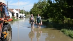 Evacuations Continue Amid Floods In Bosnia