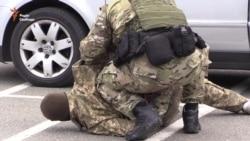 Спецназ «КОРД» показав, як битися на ножах і затримувати наркоторговців (відео)