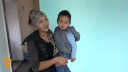 Тинатин и ее брат с сестрой вселились в новый дом