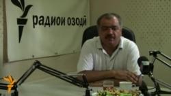 А.Абдуллоев: «Дар зиндагӣ одами ҷиддӣ ҳастам»